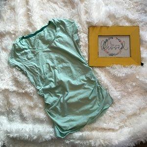 Liz Lange maternity shirt size Small
